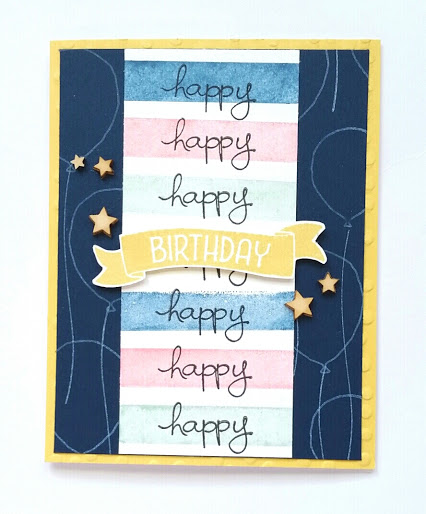 Time of Year Birthday Card