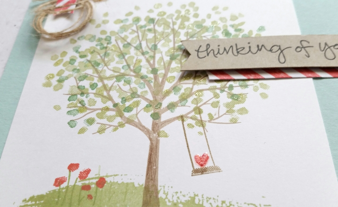Sheltering Tree Close Up