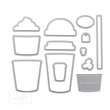 Coffee Cups Framelits 143745